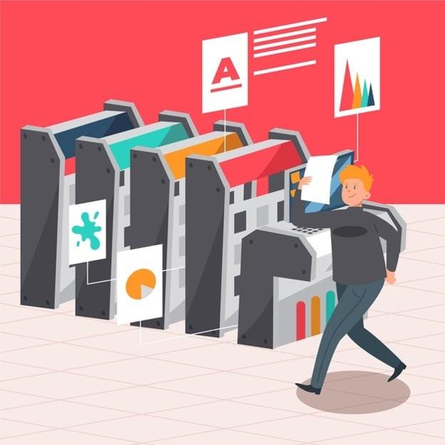 7 benefícios dos serviços de impressão gerenciada